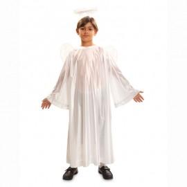 DISFRAZ DE ANGEL INFANTIL 7-9 AÑOS.