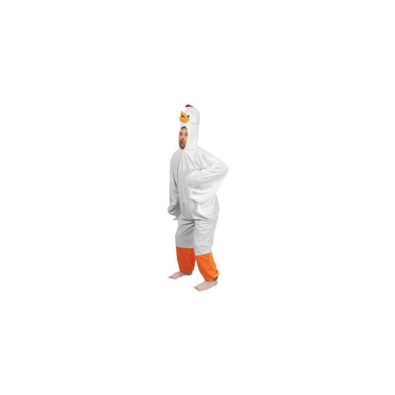 Pollito blanco Fresco
