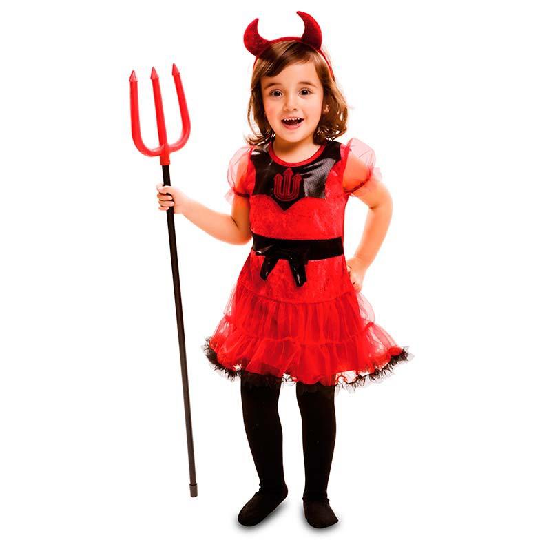 Disfraz dulce diablesa 3 4 a os - Disfraces para bebes de un ano ...