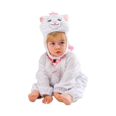 Disfraz de gatita marie ni a 2 3 a os - Disfraces de gatitas para nina ...