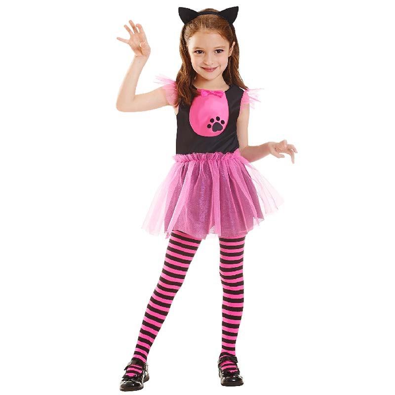 Disfraz catgirl t 3 5 - Disfraces de angel para nina ...