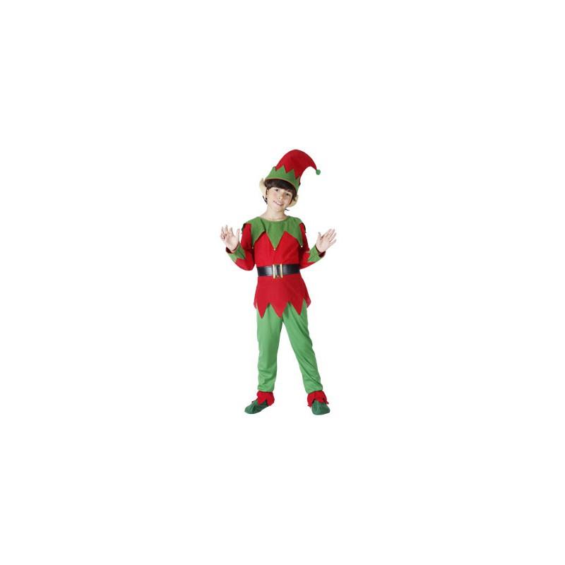 Disfraz de elfo ni o 7 9 - Disfraz elfo nino ...