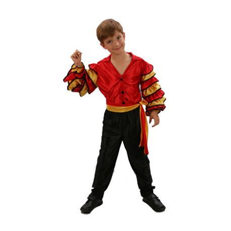 Disfraz de Soldado Romano ni/ño infantil para Carnaval 2-4 a/ños