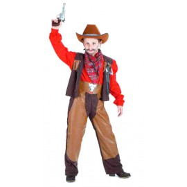 DISFRAZ DE VAQUERO NIÑO 10 AÑOS