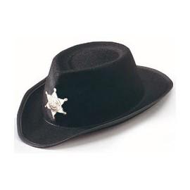 SOMBRERO SHERIFF INF. NEGRO