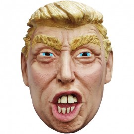 CARETA DONALD TRUMP LATEX COMPLETA