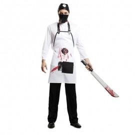 DISFRAZ DE DOCTOR KILLER ADULTO M/L.