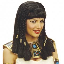 PELUCA EGIPCIA TRENZAS CLEOPATRA