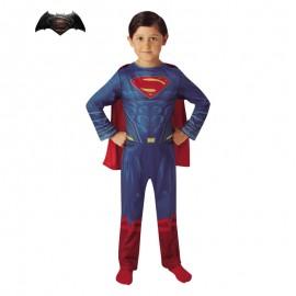 DISFRAZ DE SUPERMAN NIÑO 3-4 LIGA JUSTIC
