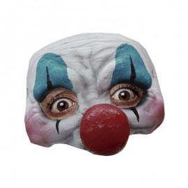 CARETA HAPPY CLOWN HALF MASK