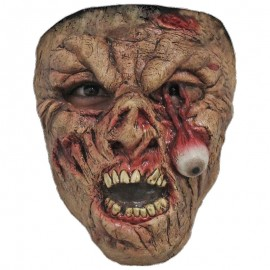 CARETA ZOMBIE ONE EYE ZOMBIE FACE MASK