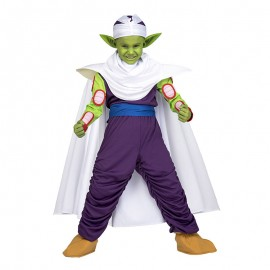 DISFRAZ DE PICCOLO 5-6 AÑOS DRAGON BALL
