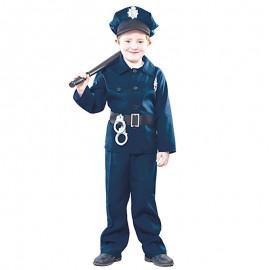 DISFRAZ DE POLICIA NIÑO 10-12 AÑOS