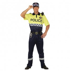 DISFRAZ DE POLICIA LOCAL ADULTO T.M