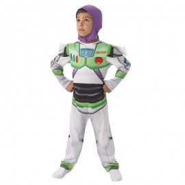 DISFRAZ DE BUZZ LIGHTWEAR TOY STORY 3-4