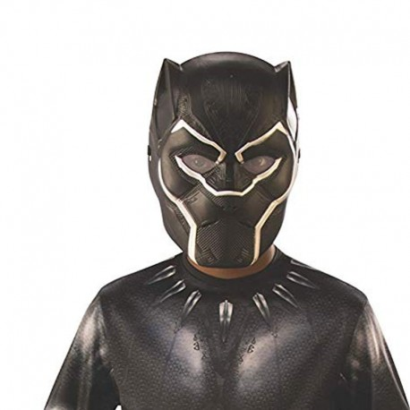 CARETA BLACK PANTHER ENDGAME INFANTIL