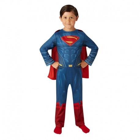 DISFRAZ DE SUPERMAN 7-8 AÑOS LIGA JUSTI