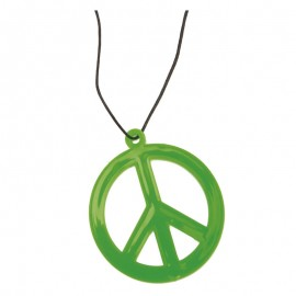 COLLAR HIPPIE 8,5 CM COLORES SURTIDOS