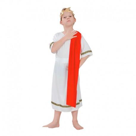 DISFRAZ DE ROMANO EMPERADOR NIÑO 5-6 BC
