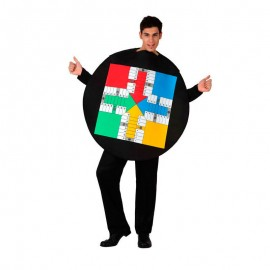 DISFRAZ DE PARCHIS TABLERO ADULTO T.M/L