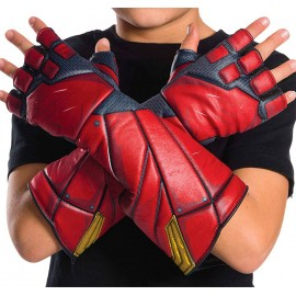 GUANTES THE FLASH  JL MOVIE INFANTIL