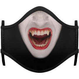 MASCARILLA VAMPIRE GIRL HALLOWEEN ADULTO