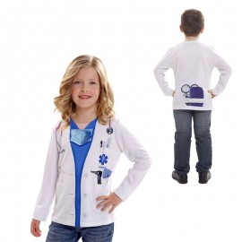 CAMISETA MR. & MRS. DOCTOR 8-10 AÑOS