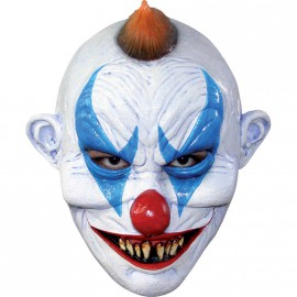 CARETA PAYASO CLOWN ENDEMONIADO