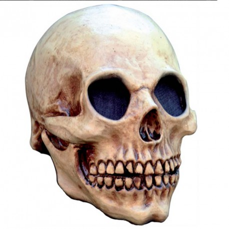 Máscara Latex Head Skull Cabeza Entera