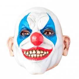 CARETA PAYASO DIABOLICO CLOWN