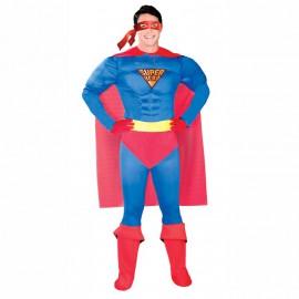 DISFRAZ DE SUPER HEROE ADULTO