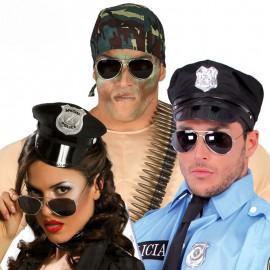 GAFAS SOL POLICIA