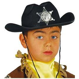 SOMBRERO SHERIFF INF. FIELTRO
